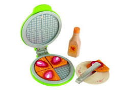 instant waffles play set