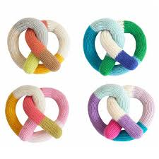 pretzel rattle set