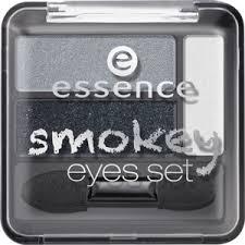 ESSENCE COSMETICS SMOKEY EYES SET IN SMOKEY NIGHT