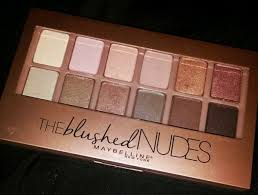 Maybelliene New York's The Blushed Nudes Eye Shadow Palette.jpg