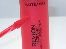 REVLON ULTRA HD MATTE LIPCOLOR IN LOVE