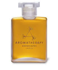 Aromatherapy Associates Deep Relax Bath and Shower Oil or Bamford Rose Bath Oil