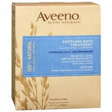 Bath Soak Aveeno Soothing Bath Treatment