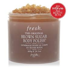 Body Scrub Fresh Brown Sugar Body Polish