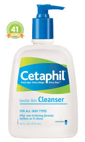 Face Wash Cetaphil Gentle Skin Cleanser