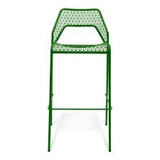 Hot Mesh counter stools
