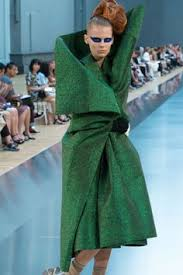 Lame Tweed Coat John Galliano