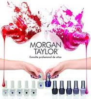 Morgan Taylor Lacquer in Water Baby